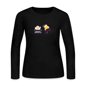 You Guessed it! - Women's Long Sleeve Jersey T-Shirt
