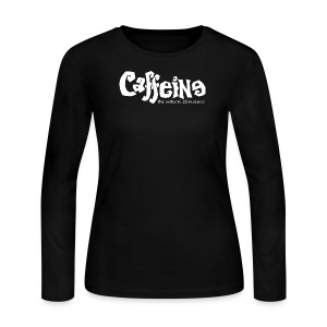 OG Caff White - Women's Long Sleeve Jersey T-Shirt