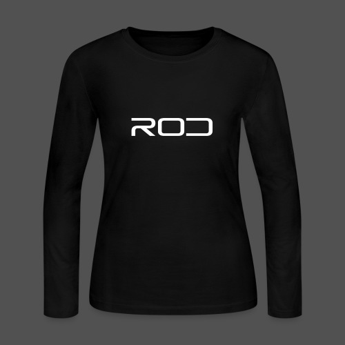 Rod - Women's Long Sleeve Jersey T-Shirt