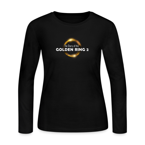 golden ring - Women's Long Sleeve Jersey T-Shirt