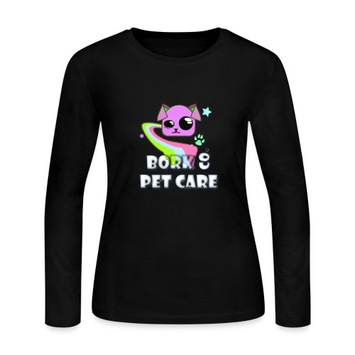 Bork & Company Inked Official - Women's Long Sleeve Jersey T-Shirt