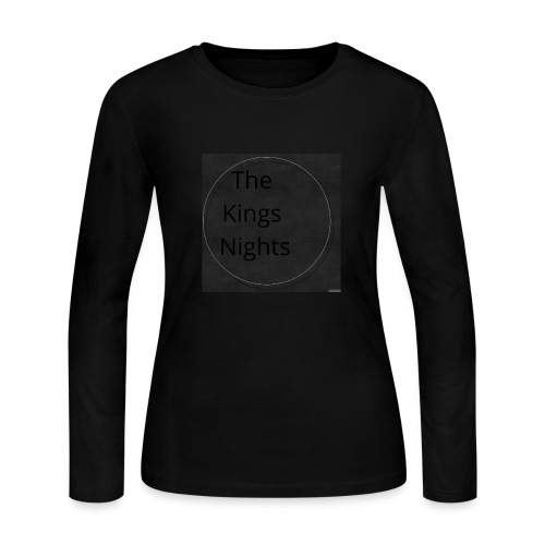 The Kings Nights - Women's Long Sleeve Jersey T-Shirt