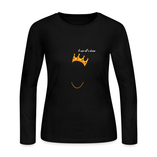 Biggie Iconic Shirt - Women's Long Sleeve Jersey T-Shirt