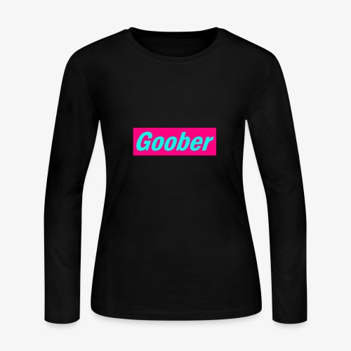 iamgoober - Women's Long Sleeve Jersey T-Shirt