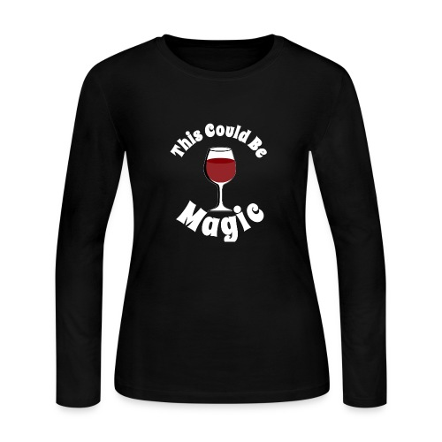 This Could Be Magic - Women's Long Sleeve Jersey T-Shirt