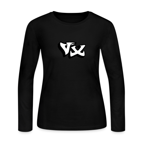VorteX Emblem - Women's Long Sleeve Jersey T-Shirt