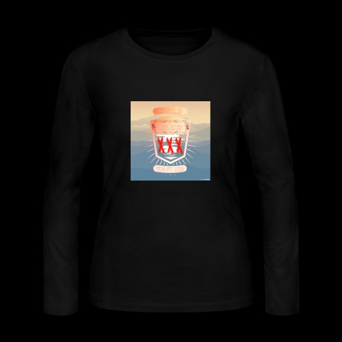 ROYALRI XXX - Women's Long Sleeve Jersey T-Shirt