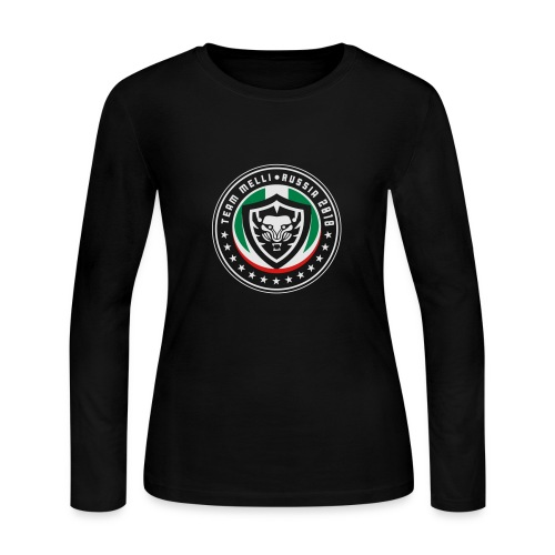 Team Melli Immortals - Women's Long Sleeve Jersey T-Shirt