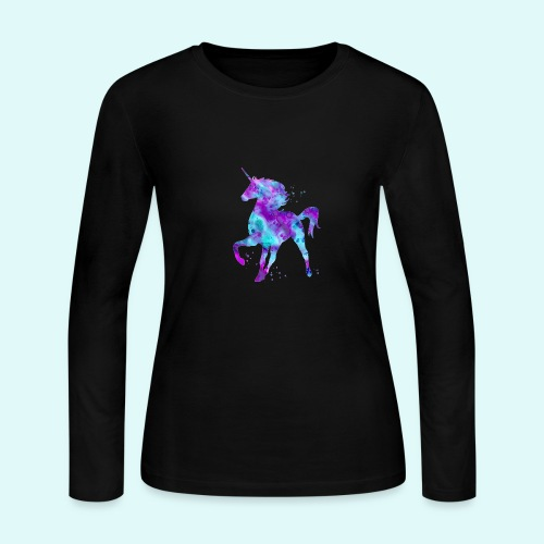 UnicornMayaMerch - Women's Long Sleeve Jersey T-Shirt