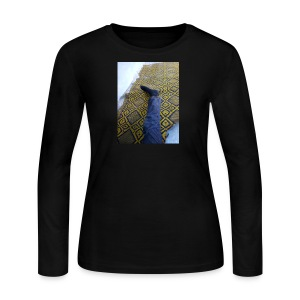 Leg - Women's Long Sleeve Jersey T-Shirt