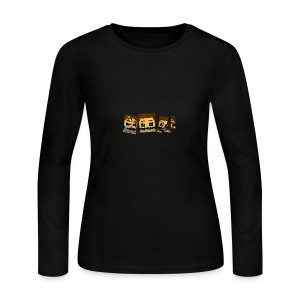 Doctorks' Shirts - Women's Long Sleeve Jersey T-Shirt