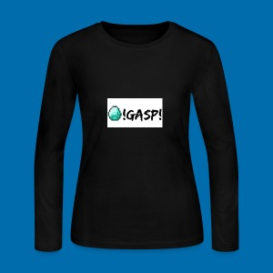 Diamond Gasp! - Women's Long Sleeve Jersey T-Shirt