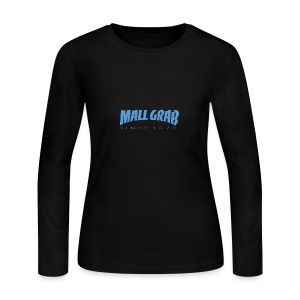 Mall Grab since 1978 - Women's Long Sleeve Jersey T-Shirt