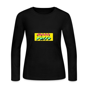 jesses logo - Women's Long Sleeve Jersey T-Shirt
