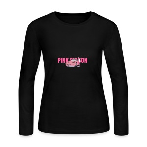Pink_Concept_2 - Women's Long Sleeve Jersey T-Shirt
