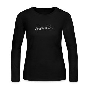 Turns & Choices - Women's Long Sleeve Jersey T-Shirt