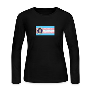 Transgender Air Force - Women's Long Sleeve Jersey T-Shirt