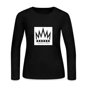 King David - Women's Long Sleeve Jersey T-Shirt
