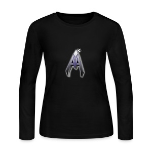 Avoh Black and white King edition - Women's Long Sleeve Jersey T-Shirt