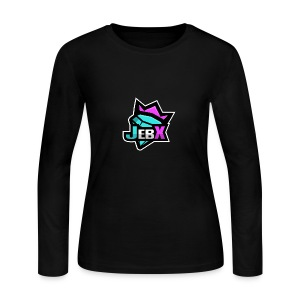 Jebx - Women's Long Sleeve Jersey T-Shirt