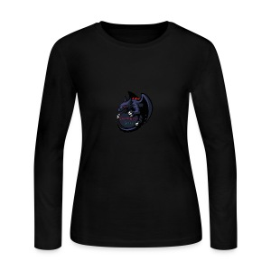 skyward dragon gaming - Women's Long Sleeve Jersey T-Shirt