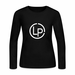 RoundWhite1 x1 - Women's Long Sleeve Jersey T-Shirt