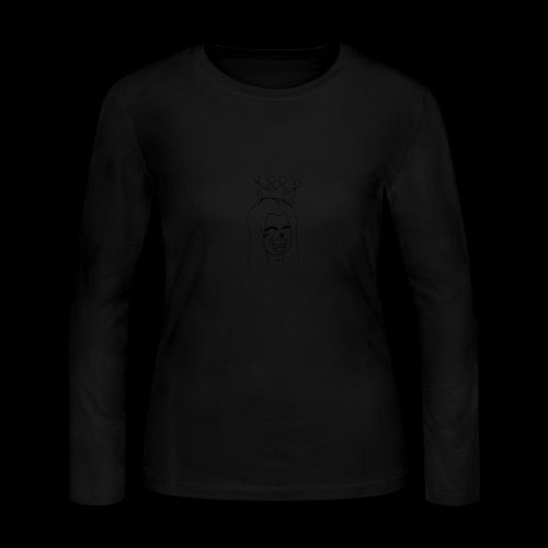 X Girl - Women's Long Sleeve Jersey T-Shirt