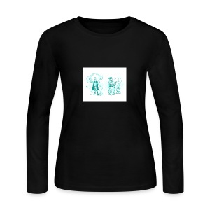 TEST DESIGN - Women's Long Sleeve Jersey T-Shirt