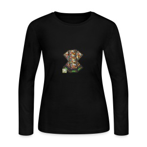 Photo Strip Shirt - Women's Long Sleeve Jersey T-Shirt