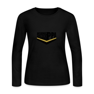 PPA logo 1 - Women's Long Sleeve Jersey T-Shirt