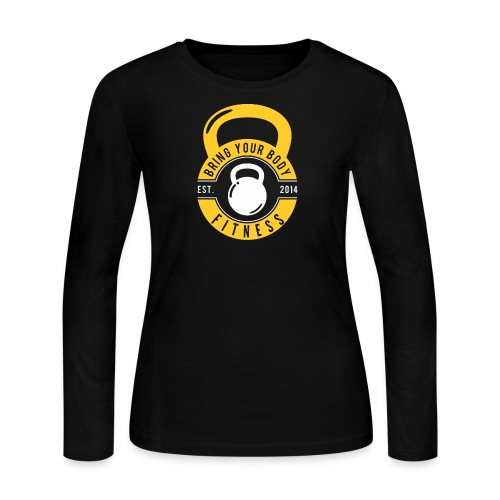 Bring your Body - Women's Long Sleeve Jersey T-Shirt