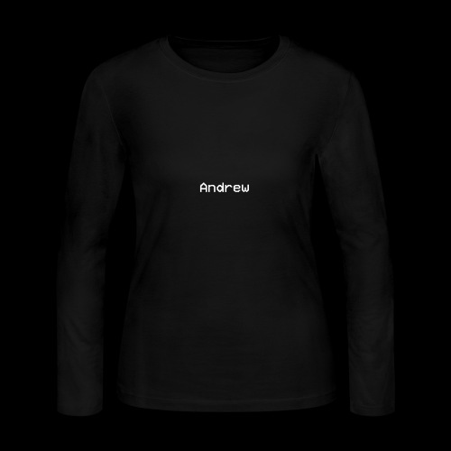 The Andrew Brand Original And First Design. - Women's Long Sleeve Jersey T-Shirt
