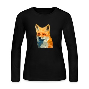 Jonk - Fox - Women's Long Sleeve Jersey T-Shirt