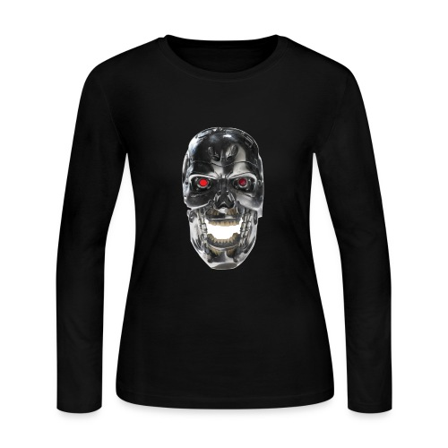 tirmina mechine - Women's Long Sleeve Jersey T-Shirt
