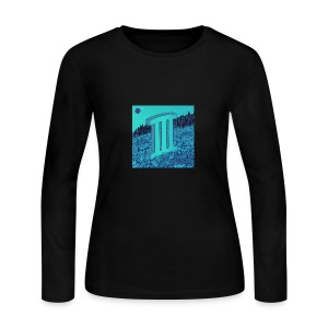 Currensy PilotTalk3 Artwork - Women's Long Sleeve Jersey T-Shirt