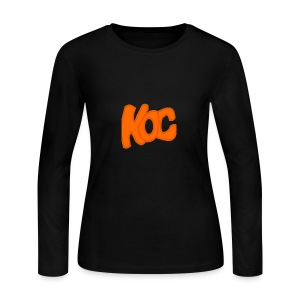 KingOfCookies Collection - Women's Long Sleeve Jersey T-Shirt