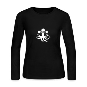 El Squido - Women's Long Sleeve Jersey T-Shirt