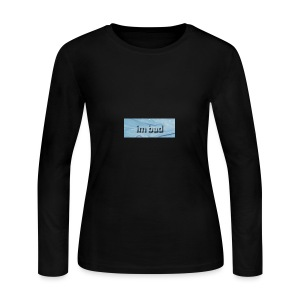 im bad - Women's Long Sleeve Jersey T-Shirt