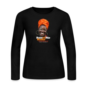 Paul in Rio Radio - Mágica garota - Women's Long Sleeve Jersey T-Shirt