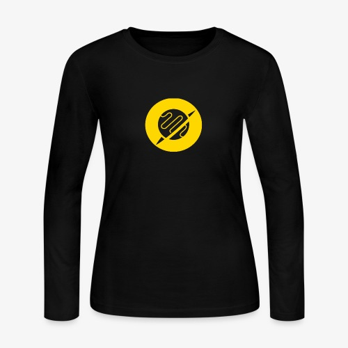 Saturn Elite (Reverse) - Women's Long Sleeve Jersey T-Shirt