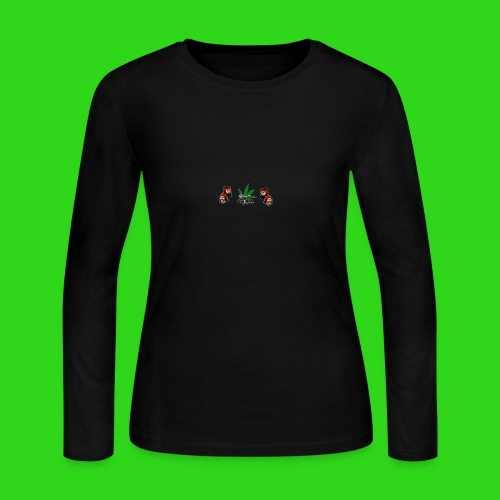 ED Glass Cover - Women's Long Sleeve Jersey T-Shirt