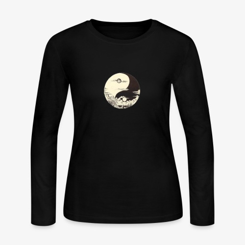 We are equal - Women's Long Sleeve Jersey T-Shirt