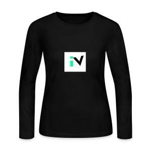 Isaac Velarde merch - Women's Long Sleeve Jersey T-Shirt