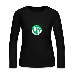 Talha Logo - Women's Long Sleeve Jersey T-Shirt