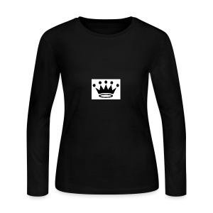 First Piece of Lords & Kings - Women's Long Sleeve Jersey T-Shirt