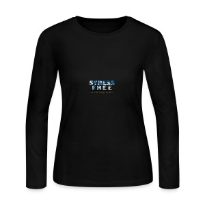 stressfree - Women's Long Sleeve Jersey T-Shirt