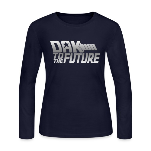Dak To The Future - Women's Long Sleeve Jersey T-Shirt