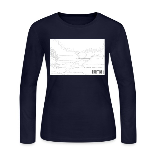 SunLines - Women's Long Sleeve Jersey T-Shirt