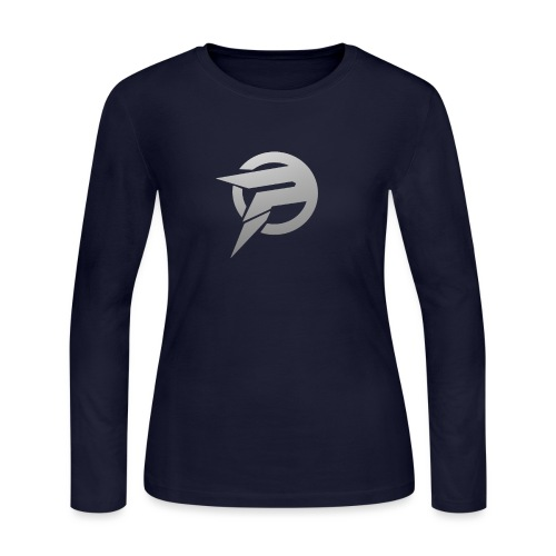 2dlogopath - Women's Long Sleeve Jersey T-Shirt