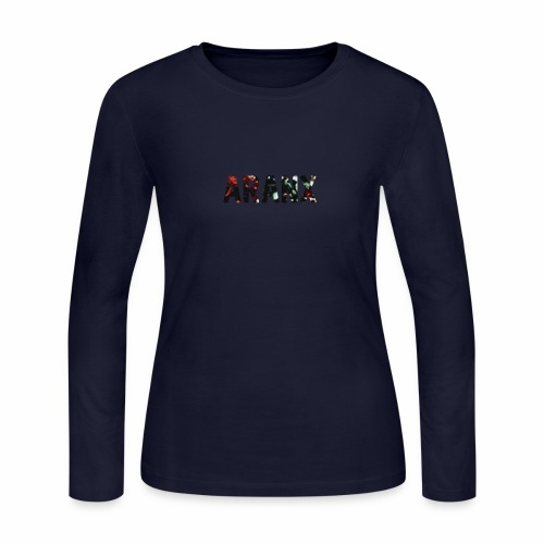 Aranx Logo - Women's Long Sleeve Jersey T-Shirt